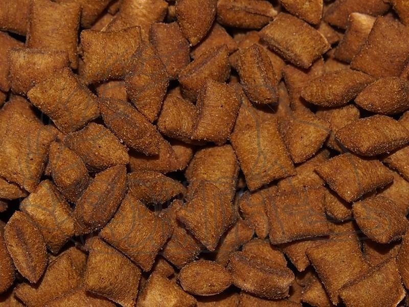 Dreamies: polštářky plněné lososem 60 g