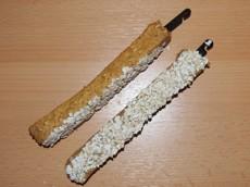 Hryzací tyčinky Supreme: oves a med 2 ks