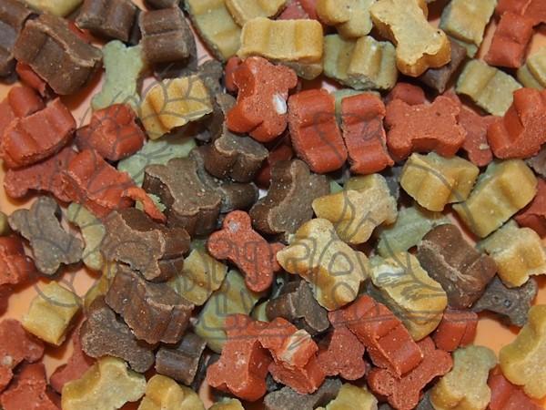 MINI kostičky - kuřecí, jehněčí, dršťky 75 g