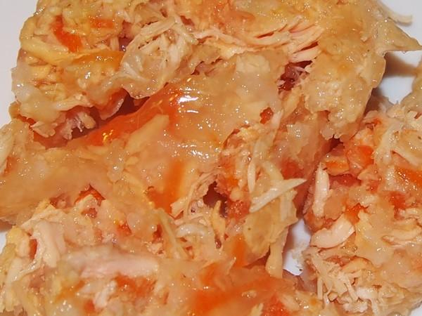 MONGE: kuřecí maso se zeleninou 95 g