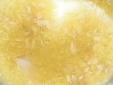 Polévka dýňová s lososem a pražmou 40 g