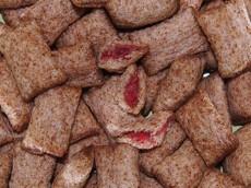 Křupavé polštářky s lesními plody 50 g