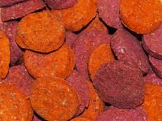 Sušenky celozrnné s mrkví a rozinkami 100 g